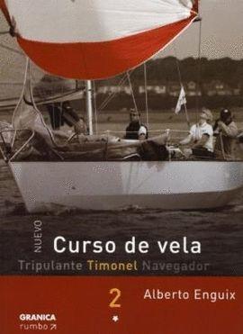 CURSO DE VELA - TIMONEL. TOMO 2