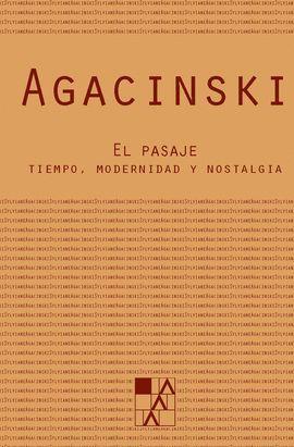 PASAJE, EL