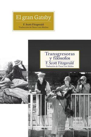 ESTUCHE : EL GRAN GATSBY / TRANSGRESORAS Y FILOSOFOS