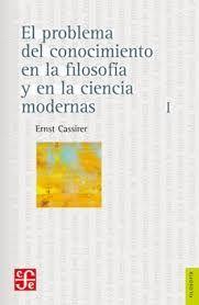 PROBLEMA DEL CONOCIMIENTO EN LA FILOSOFIA Y EN LA CIENCIA MODERNAS I, EL