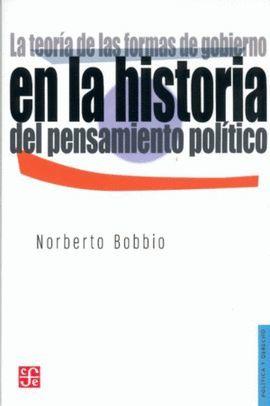 TEORÍA DE LAS FORMAS DE GOBIERNO EN LA HISTORIA DEL PENSAMIENTO POLÍTICO, LA