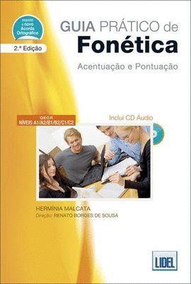 GUIA PRÁTICO DE FONÉTICA + CD AUDIO (A1/A2/B1/B2/C1/C2)