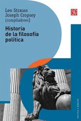HISTORIA DE LA FILOSOFÍA POLITICA
