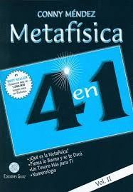 METAFISICA 4 EN 1 - VOL. II