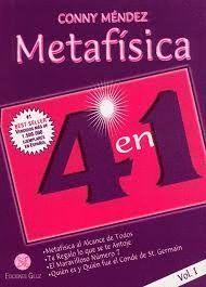 METAFISICA 4 EN 1 - VOL. I