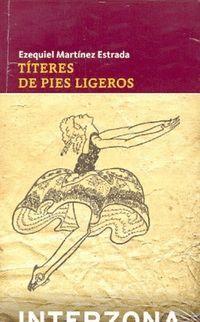 TITERES DE PIES LIGEROS