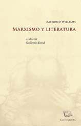 MARXISMO Y LITERATURA