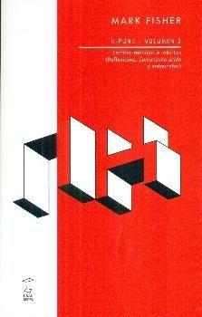 K-PUNK – VOLUMEN 3