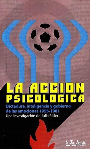 ACCIÓN PSICOLÓGICA, LA