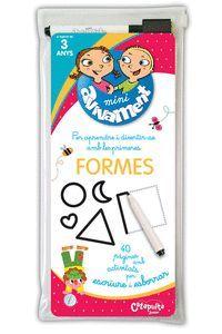 FORMES  +3 ANYS (+RETOLADOR I ESBORRADOR)