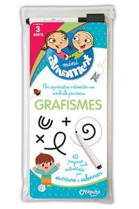 GRAFISMES  +3 ANYS (+RETOLADOR I ESBORRADOR)