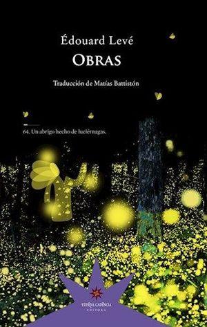 OBRAS - EDOUARD LEVÉ