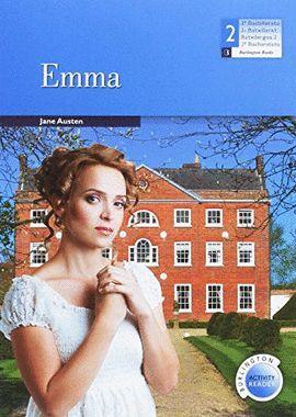 EMMA. 2 BACHILLERATO +A CTIVITY READERS