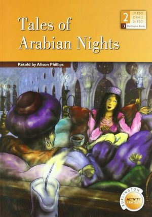 TALES OF ARABIAN NIGHTS -2 ESO-