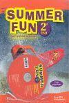 SUMMER FUN 2 ESO STUDENT 'S BOOK + CD (EDICIO CASTELLANA)