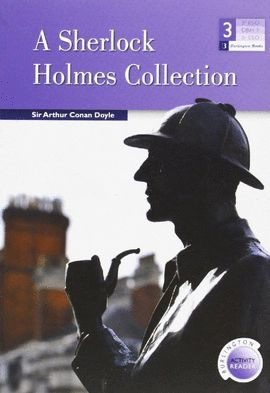 A SHERLOCK HOLMES COLLECTION - 3 ESO -