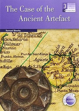 CASE OF THE ANCIENT ARTEFACT, THE 3º ESO