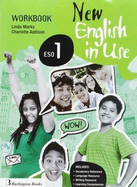 NEW ENGLISH IN USE 1º ESO WORKBOOK