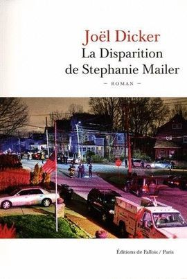 DISPARITION DE STEPHANE MAILER, LA